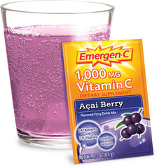 Emergen-C/Acai Berry 30 packets