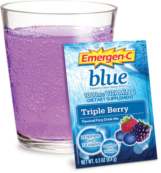 Emergen-C/Blue 30 packets