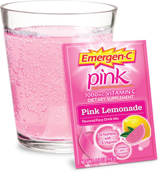 Emergen-C/Pink Lemonade 30 packets