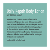 Daily Repair Body Lotion 8oz - Genoma Skin Care
