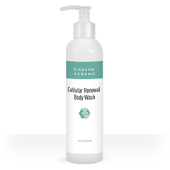 Cellular Renewal Body Wash 8oz - Genoma Skin Care