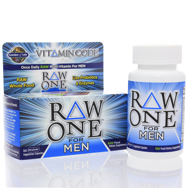 Vitamin Code RAW One for Men 30c