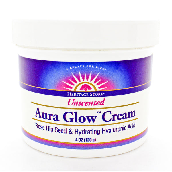 Aura Glow Cream 4oz