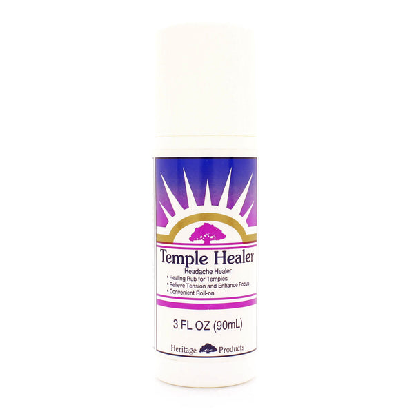 Temple Healer 3oz Roll On