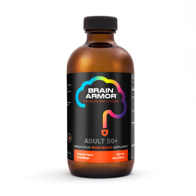 Brain Armor 50+ Liquid Lime/Mango 240ml