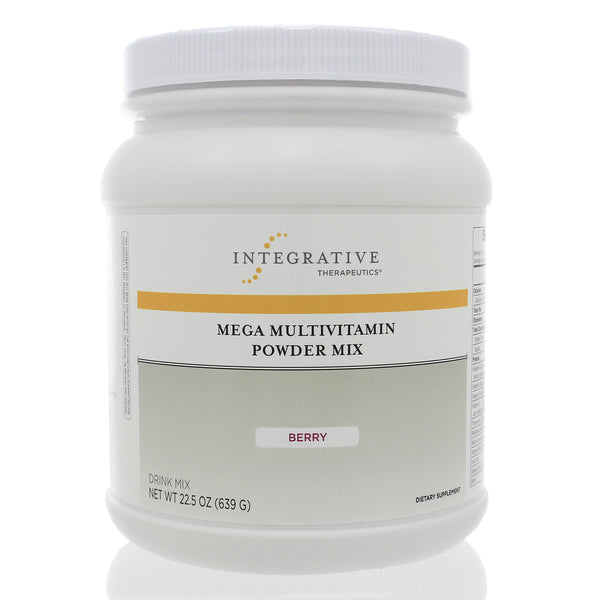 Mega MultiVitamin Drink Mix (Berry) 642g