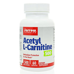 JF-Acetyl L-Carnitine 500mg  60c