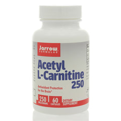 JF-Acetyl L-Carnitine 250mg  60c
