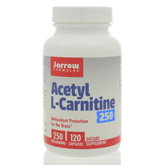 JF-Acetyl L-Carnitine 250mg 120c
