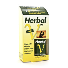 Herbal V Ultra Male Potency Formula 10c