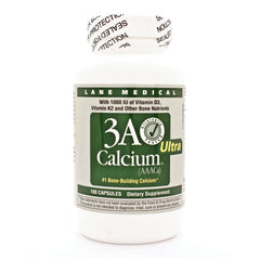 3A Calcium 1000 Ultra 180c - Natural Steps Formula