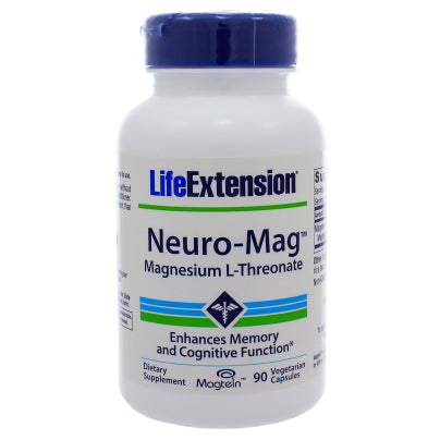 Neuro-Mag Magnesium L-Threonate 90c