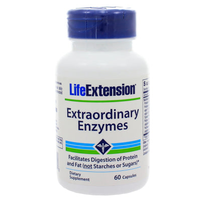 Extrodinary Enzymes 60c