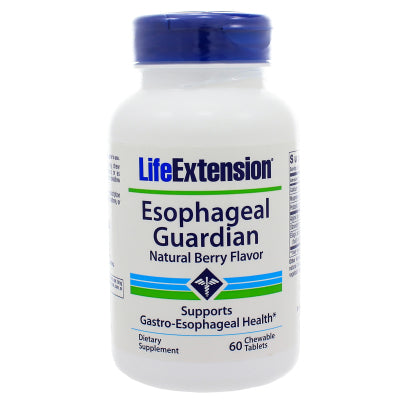 Esophageal Guardian Chewables 60ch
