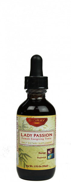 Lady Passion (Organic) 2 oz Liquid