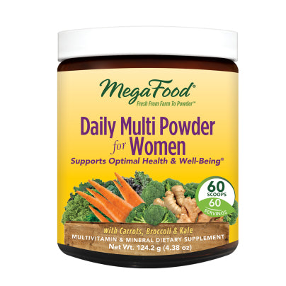 Daily Multi Powder for Women 124.2g