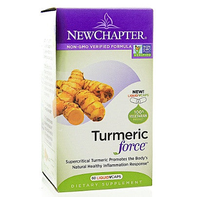 Turmeric Force 60lc