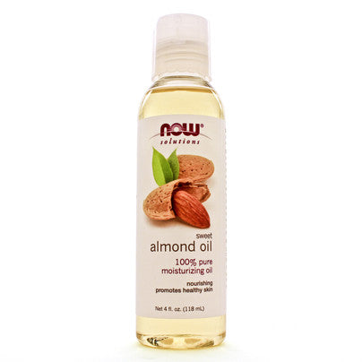 Almond Oil 100% Pure 4 fl oz