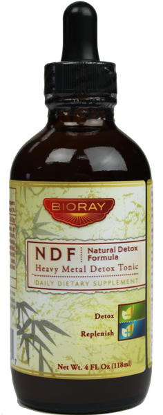 NDF (Organic) 4 oz Liquid