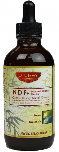 NDF Plus (Organic) 4 oz Liquid