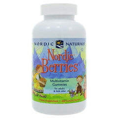 Nordic Berries Gummy Berries 200br
