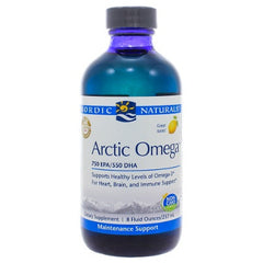 Arctic Omega Lemon Liquid 8oz