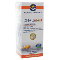 DHA Infant w/ D3 Liquid 2oz
