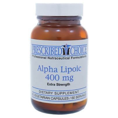 Alpha Lipoic Acid Extra Strength 400mg 30c