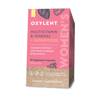Women's Multivitamin & Mineral + Superfoods 90c