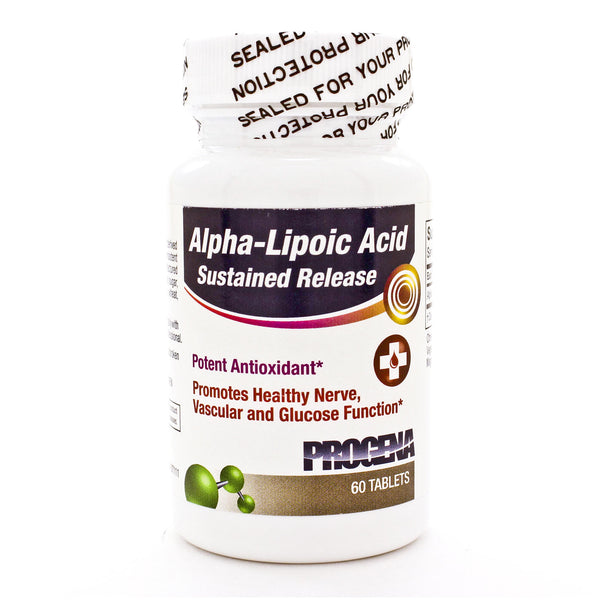 Alpha-Lipoic Acid 200mg/Sustained Release 60t