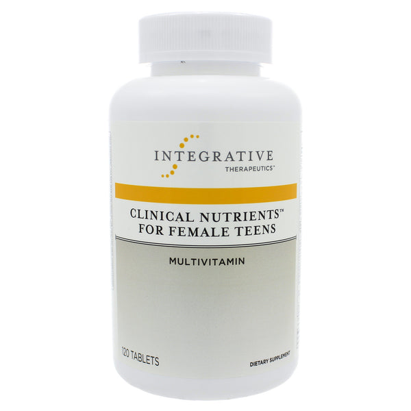 Clinical Nutrients for Female Teens 120t