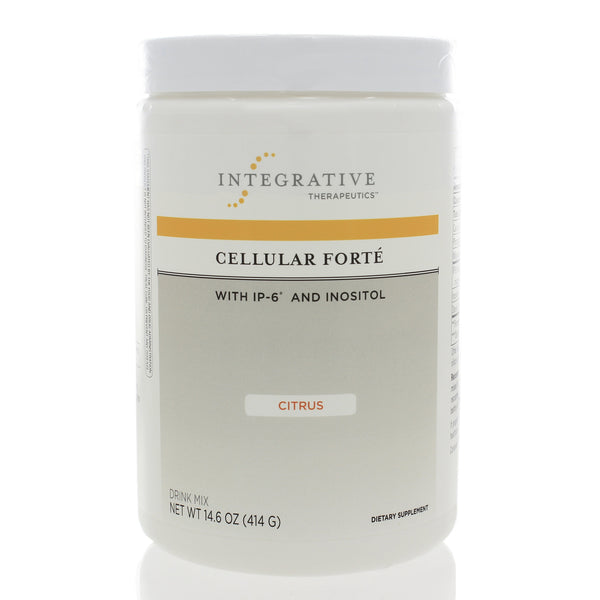 Cellular Forte w/IP6 and Inositol (citrus) 14.6oz