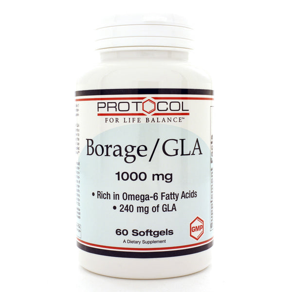 Borage I GLA 1000mg 60sg