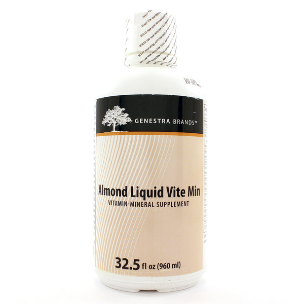 Almond Liquid Vite Min 960ml