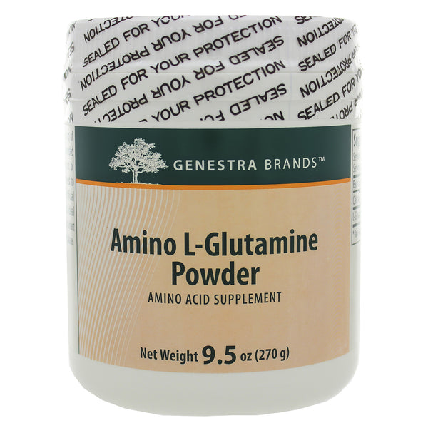 Amino L-Glutamine Powder 9.5oz (270g)