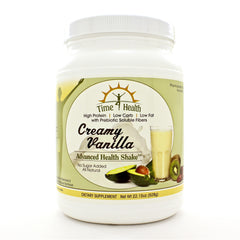 Advanced Health Shake - Creamy Vanilla 756g