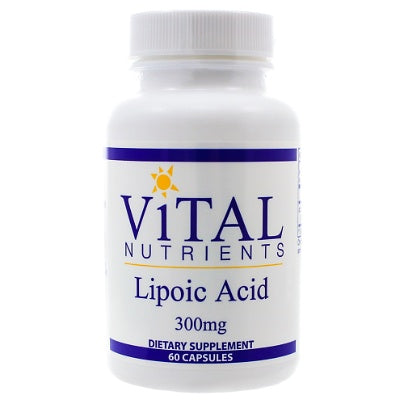 Lipoic Acid 300mg 60c