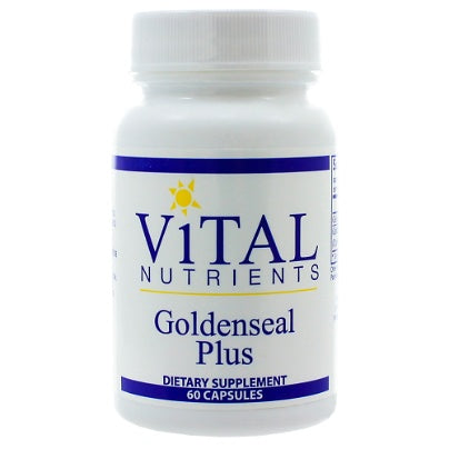 Goldenseal Plus 60c