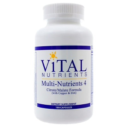 Multi-Nutrients IV 180c