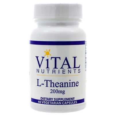 L-Theanine 200mg 60c