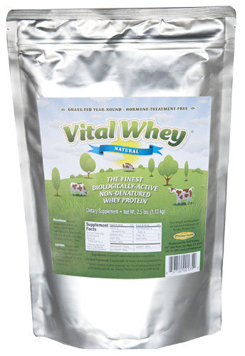 Vital Whey® Natural Flavor Powder 1.13kg