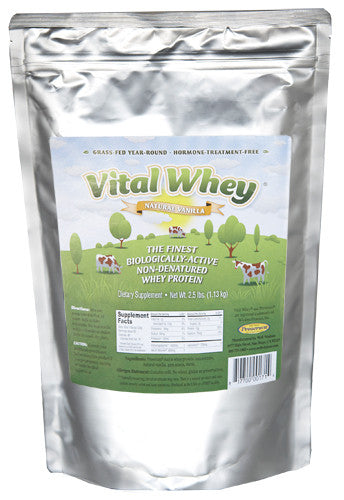 Vital Whey® Natural Vanilla Powder  1.13kg