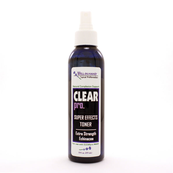Clear Pro Toner/Super Effect 8oz