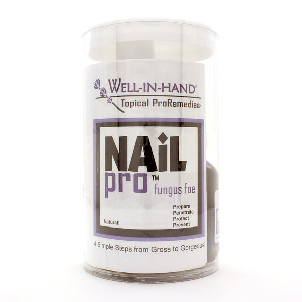 Nail Pro Kit/Includes Steps 1-4
