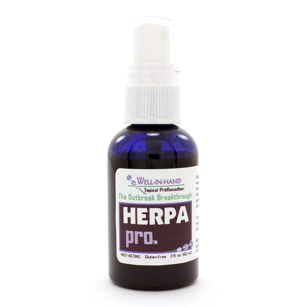 Herpa Pro Treatment/Spray 2oz