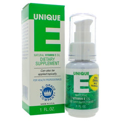 Unique E Mixed Tocopherols Concentrate Liquid 1 fl oz