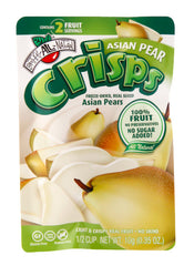 All Natural Fruit Crisps Gluten Free Asian Pear 0.35 oz