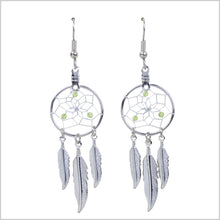 Load image into Gallery viewer, Birthstone Dream Catcher Jewellery