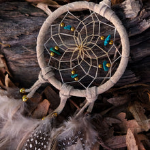 Load image into Gallery viewer, Classic and beautiful handmade dream catchers.
