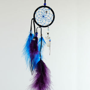 "2"" Magical Dream Catchers with Crystal"
